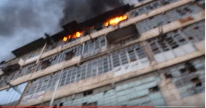 takfiri set fire to aleppo factory after selling parts to turkey and qatar