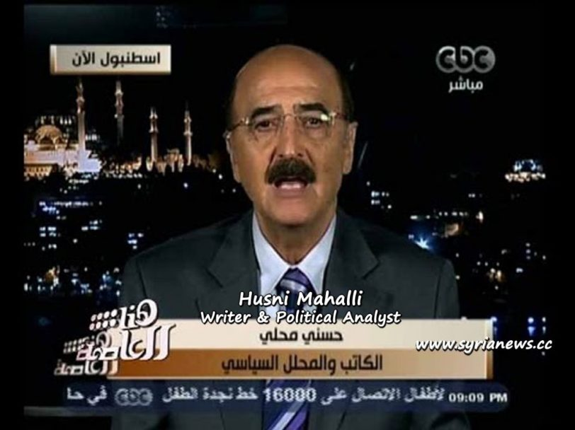 image-Turkish Journalist and Political Analyst Husni Mahalli Arrested by the Erdogan Regime