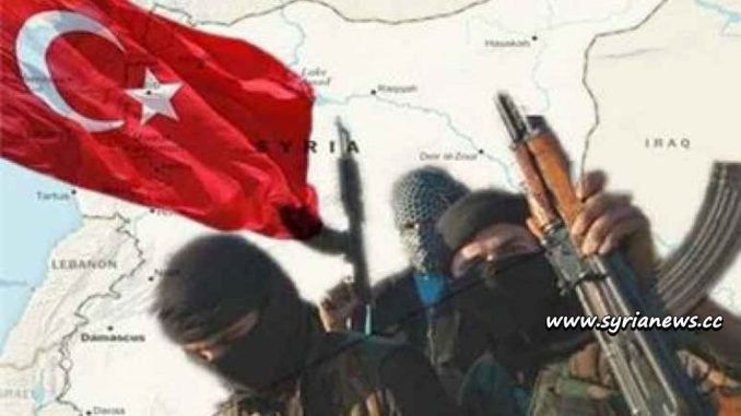 image-Turkish Sponsored Terrorists Breach the Truce Guaranteed by Turkey