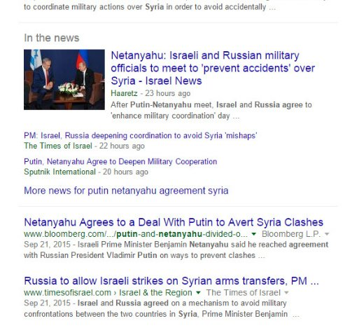 image-In 2015, Israel was pleased with Russia-Israel friendship