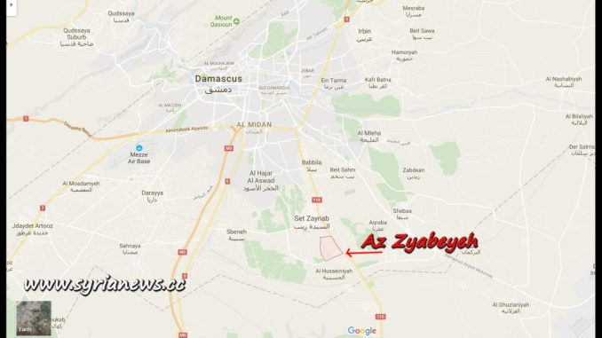 image-More than 25,000 Displaced Residents of Az Zyabeyeh Return to Their Homes