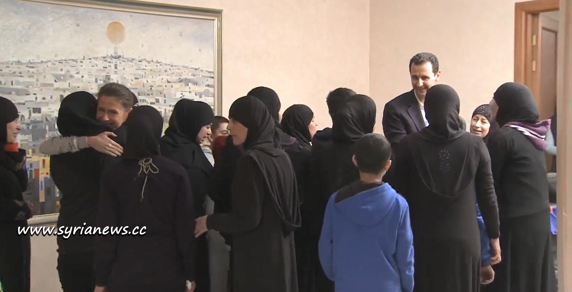 A Moment Long Awaited: 58 Syrian Latakia Countryside Women ...