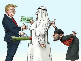 corrupt trump
