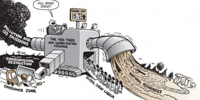 end of capitalism and the wars in the middle east