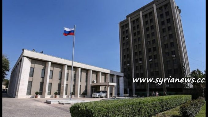image-russian embassy in damascus