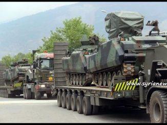 image-Turkish forces preparing to enter Idleb - Astana 6 obligations
