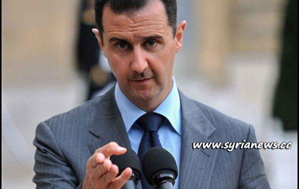 image-Syrian President Dr. Bashar al-Assad