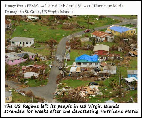 image-St. Croix Suffering - US Virgin Islands - Hurricane Maria
