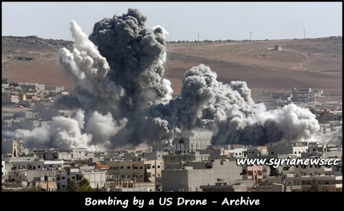 image-Massacre after the other from Bombing by a US Drone - Archive