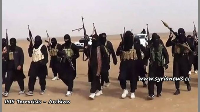 image-ISIS in Syria