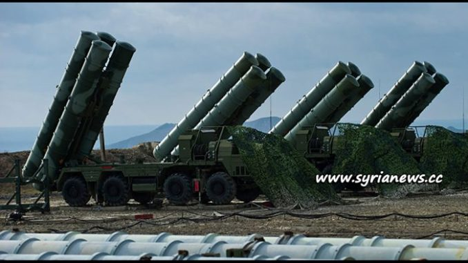 image-Russian S400 Advanced Air Defense Missile System
