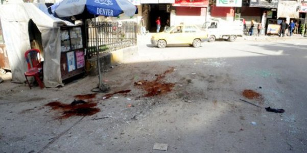 image-mortar fired from ghouta kills 4 civilians in Damascus