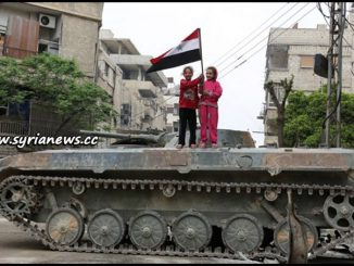 image-Douma and East Ghouta is Terrorists Free - Archives