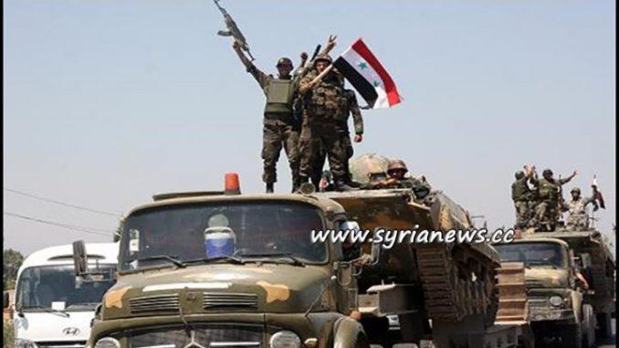 Syrian Arab Army SAA Convoy - Archives