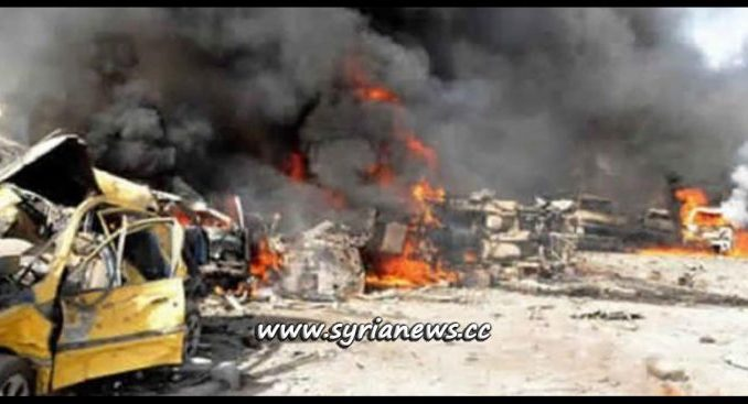 Sweida Massacre by US-Sponsored ISIS مجزرة السويداء ارتكبها داعش المدعوم امريكياً