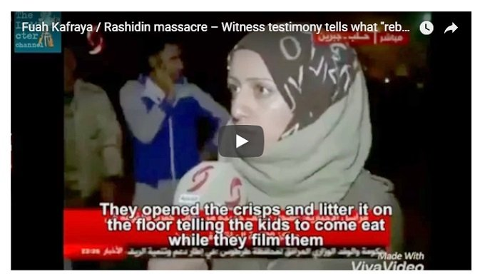 femicide - Not CNN, nor Fox, nor Daily Beast interviewed this woman.