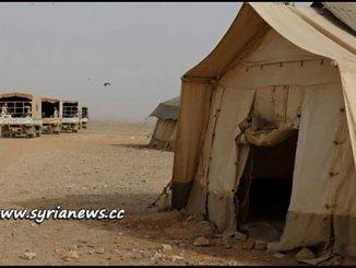 Rukban Refugees Camp - Syria - Jordan