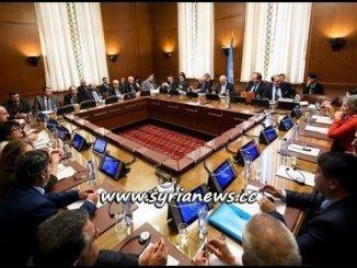 Geneva Talks Syria Constitutional Committee