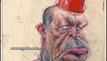 Rabid Erdogan, Traitor Kurds Compete in Ethnic Cleansing, Destruction of Infrastructure