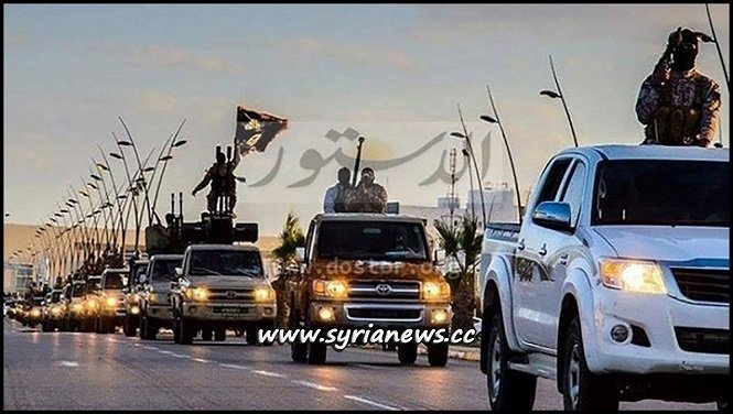 Syria - Largest Terrorists Army in History