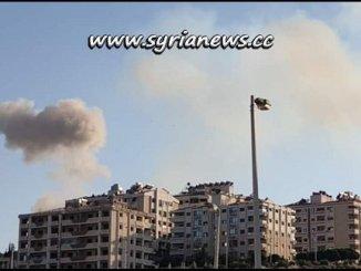 Damascus Explosion - SAA - Syrian Arab Army - Syria