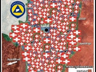 No Terrorists in Idlib Only Hospitals - Syria - News - White Helmets - Nusra Front - ISIS - Al Qaeda - لا يوجد شيء في ادلب إلا المستشفيات