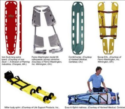 spinal-boards