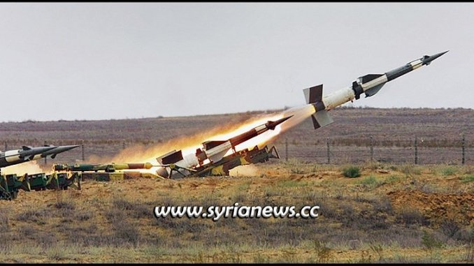 Air Defense SAM S-125 Syria SAA - Masyaf