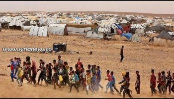 Trump Forces Fired Live Rounds at Syrian Families in Rukban Concentration Camp