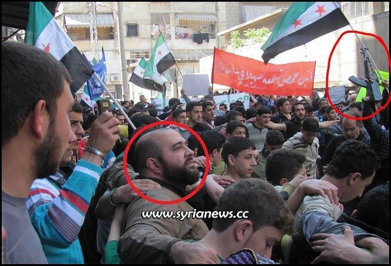 US Mayor affiliated with Jihadist groups in Syria