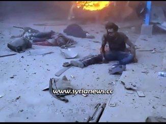 Erdogan forces commit new massacres northeast of Syria