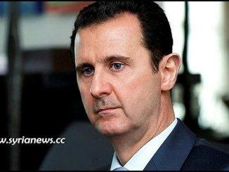 Syrian President Bashar Al Assad - الرئيس السوري بشار الأسد