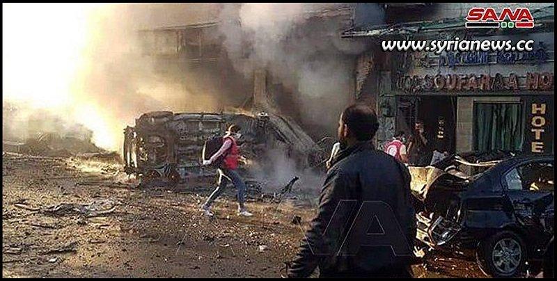 car bombings in Qamishli