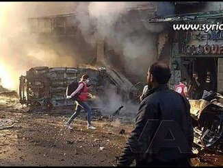 car bombings in Qamishli