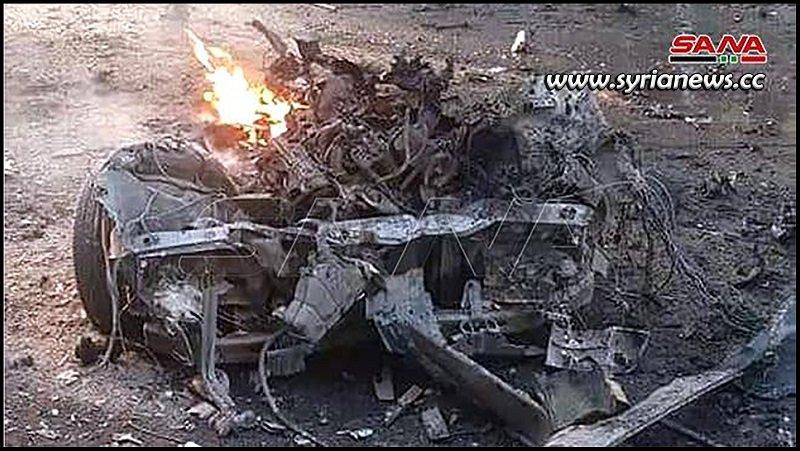 Car bombing in Qamishli city