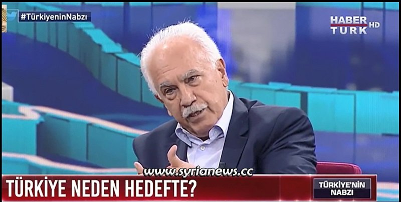 Turkish Perincek debate on Syria's Assad and Erdogan's policies