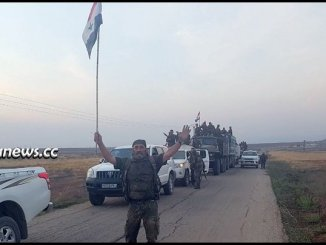 Syrian Arab Army SAA deploys at borders with Turkey - Hasakah
