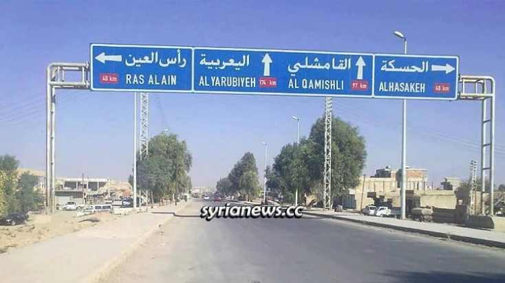 Syrian Arab Army SAA Reopens Aleppo - Hasakah Highway M4