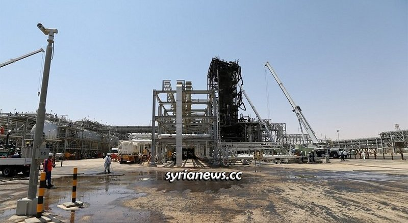 Saudi Aramco unable to protect itself wants to steal Syrian oil - Deir Ezzor - Hasakah