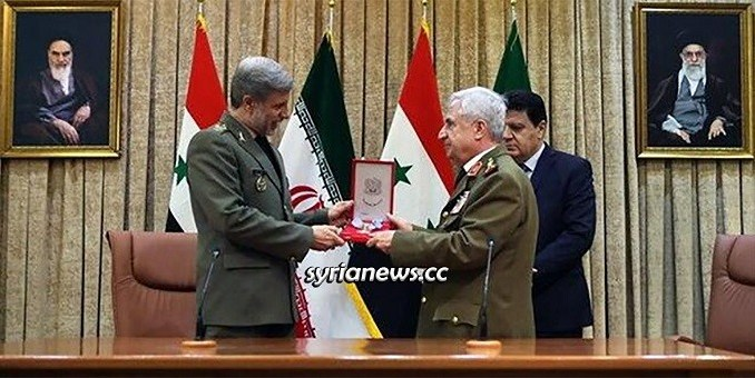 Syria Decorates IRGC Martyr Major General Qasim Soleimani with Order of Hero