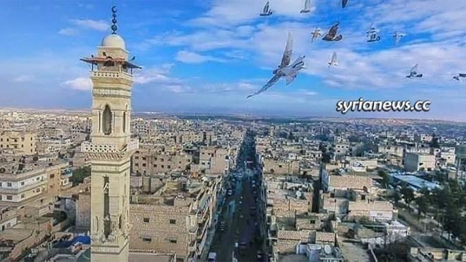 Maarat Numan - معرة النعمان - Idlib