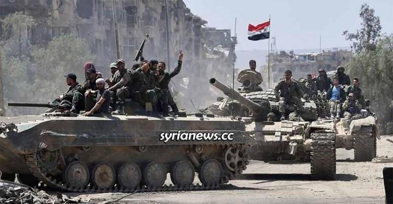Syrian Arab Army - Idlib - Aleppo - Deir Ezzor - Raqqa - Hasakeh - Qamishli