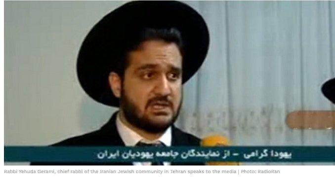 chief-rabbi-iran - jews