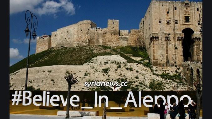 Believe in Aleppo