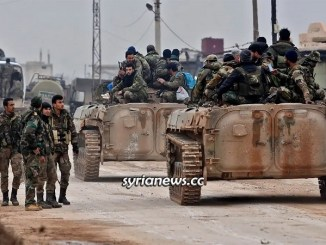 SAA Syrian Arab Army - File Photo Idlib - Aleppo - Deir Ezzor - Raqqa