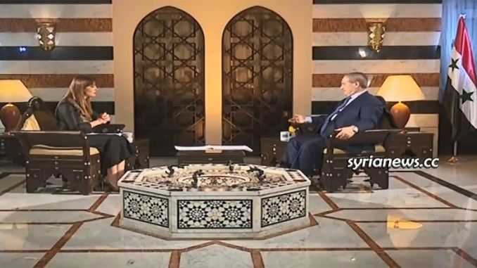Dr Faisal Meqdad Syria Deputy Foreign Minister Interview with Al Mayadeen - Erdogan Turkey NATO USA Idlib Aleppo Kurds