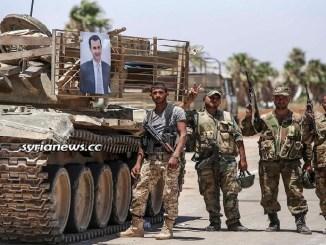 SAA Syrian Arab Army Daraa Idlib Aleppo Latakia Deir Ezzor Hasakah
