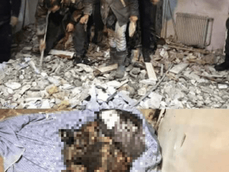 image-Damascus Police Station Child Suicide Bomber Blurred