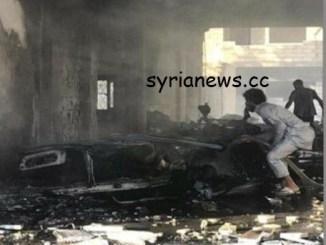 Madman Erdogan mercenary savages blew up a car near the National Hospital. Two children were murdered, 3 others injured.