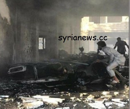 Madman Erdogan mercenary savages blew up a car near the National Hospital. Two children were murdered, 3 others injured.